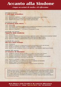 Sindone Manifesto 2010